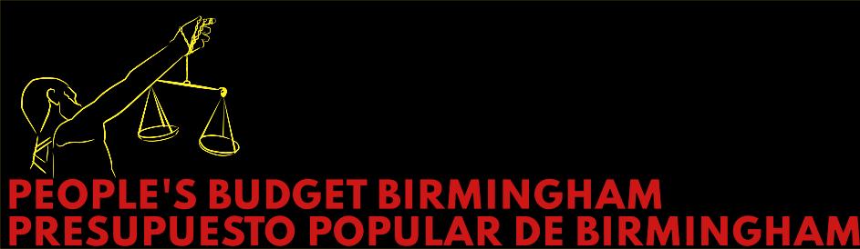 People's Budget Birmingham